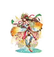 Gear-Sun God, Amaterasu Render (Three Kingdoms Smash!)
