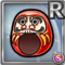 Gear-Daruma of Luck Icon