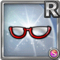 Gear-Under Rim Glasses Icon
