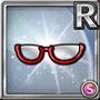 Gear-Under Rim Glasses Icon