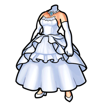 Gear-Bride's Dress Render