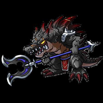 Gear-Croc Man G Render