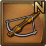 Gear-Crossbow Icon