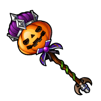 Gear-Pumpkin Lance Render