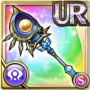 Gear-Silver Crescent Staff Icon