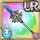 Gear-Snow Glitter Lance Icon