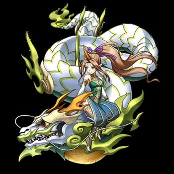Gear-Shinatobe, Wind Caller Render