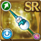 Gear-Snowman Spear Icon