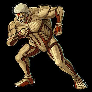 Gear-鎧の巨人 Render