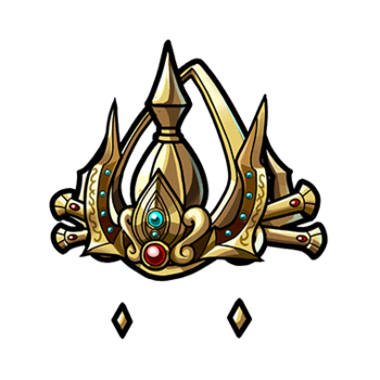 Gear-Indra's Gemmed Crown Render