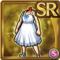 Gear-White Summer Dress Icon