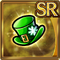 Gear-Mini Leprechaun Hat Icon