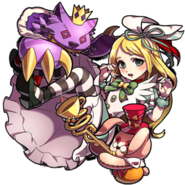 Gear-Wonderful Alice Enemy Icon (Three Kingdoms Smash!)
