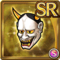 Gear-Hannya Noh Mask Icon