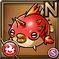 Gear-Burn Puffer Icon