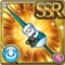 Gear-Fluffy Snowman Spear Icon