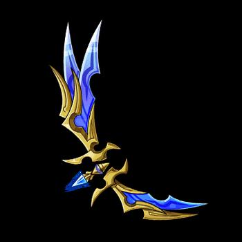 Gear-Bow of Ragnarok Render