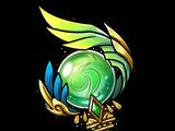Emerald Spirit Orb (Gear)