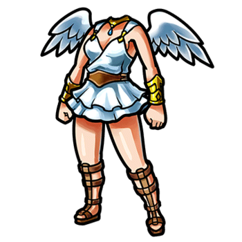 Gear-Angel Outfit (F) Render