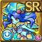 Gear-Flower Crown Jelly Icon