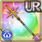Gear-Bright Cross Staff Icon