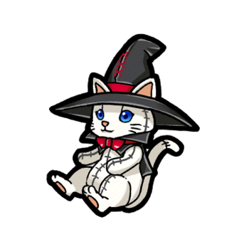 Gear-White Sorcerer Cat Render