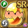 Gear-Golden Egg Icon