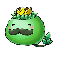 Gear-Green Passa King 001 Character (Yurudorashiru)