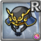 Gear-Blue Warrior's Kabuto Icon