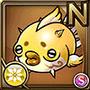 Gear-Light Puffer Icon