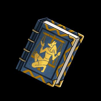 Gear-Book of the Dead Render