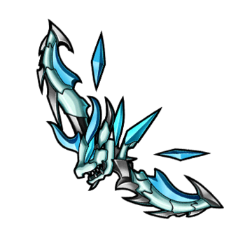 Gear-Lake Dragon Bow Render