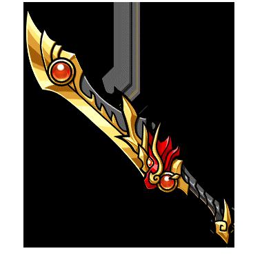 Red Dragon Sword (Gear) | Unison League Wikia | Fandom