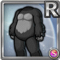 Gear-Powerful Gorilla Body Icon