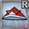 Gear-Origami Helmet (Red) Icon
