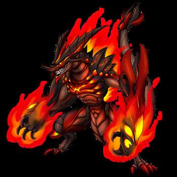 Gear-Karmic Firedrake Ignis Render