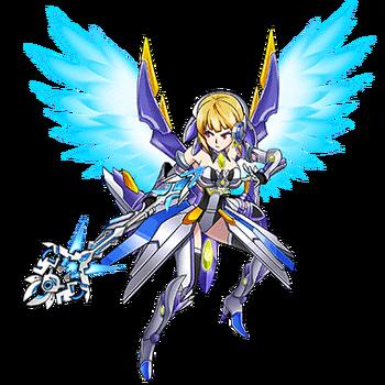 Gear-Wind Empress, Dies Render