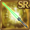 Gear-Green Beam Sword Icon