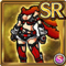 Gear-Red Leather Bikini Icon