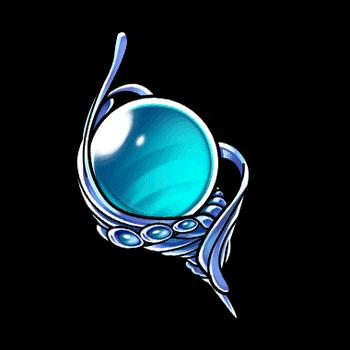 Gear-Aqua Drake Sphere Render