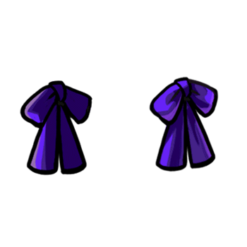 Gear-Witch Ribbon Render