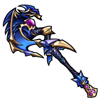 Gear-Divine Dragoon Staff Render