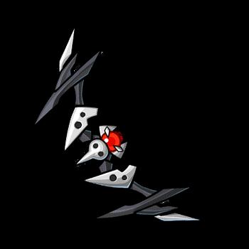 Gear-Fourth Angel's Bow Render