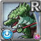 Gear-Croc Man Icon