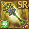 Gear-Sacred Tree Staff Icon