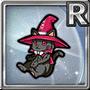 Gear-Black Sorcerer Cat Icon
