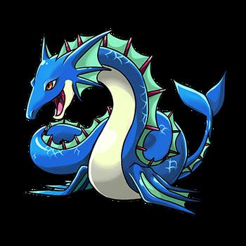 Gear-Sea Serpent Render