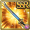Gear-Sayaka's Sword Icon