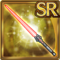 Gear-Red Beam Sword Icon