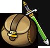 Menu-Items Button
